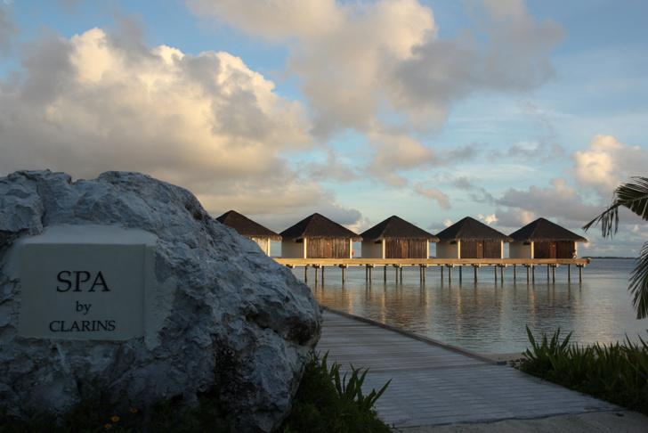 The Residence, Мальдивы