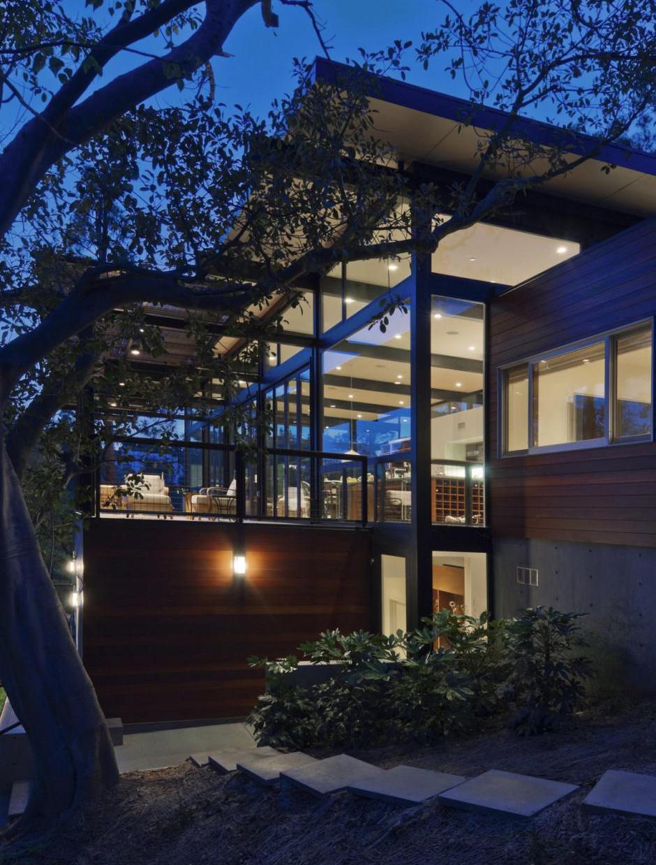 Частная резиденция в Калифорнии