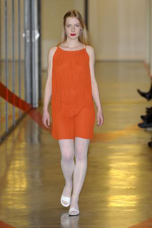 Показ Adeline Andre коллекции сезона Весна-лето 2012 года haute couture - www.elle.ru - Подиум - фото 331504