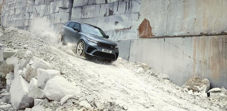 Пять причин приобрести новый внедорожник Jaguar Land Rover (фото 13)