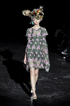 Показ Junya Watanabe коллекции сезона Весна-лето 2012 года prêt-à-porter - www.elle.ru - Подиум - фото 310867