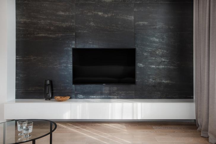 Квартира 77 м² в стиле минимализм (фото 8)