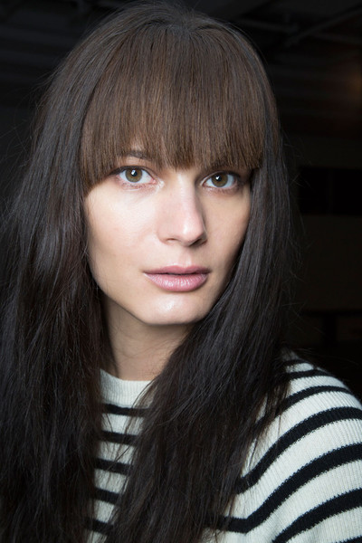 Бьюти-тренды всех Недель моды fw 2015 | галерея [9] фото [1] Marissa Webb