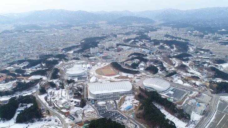 Пхёнчхан: олимпийская архитектура (фото 15)