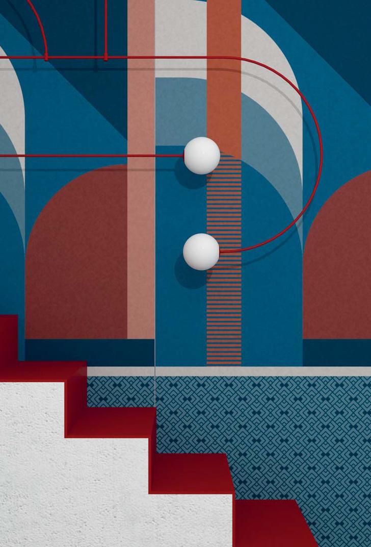 15 новинок выставки Cersaie — керамика как искусство (галерея 1, фото 0)