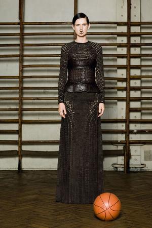 Показы мод Givenchy Весна-лето 2012 | Подиум на ELLE - Подиум - фото 1752