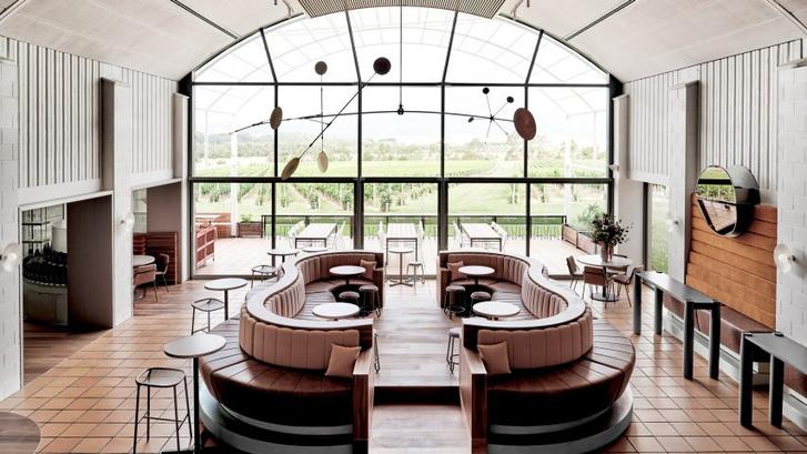 Винный бар Moët & Chandon в Австралии (фото 2)