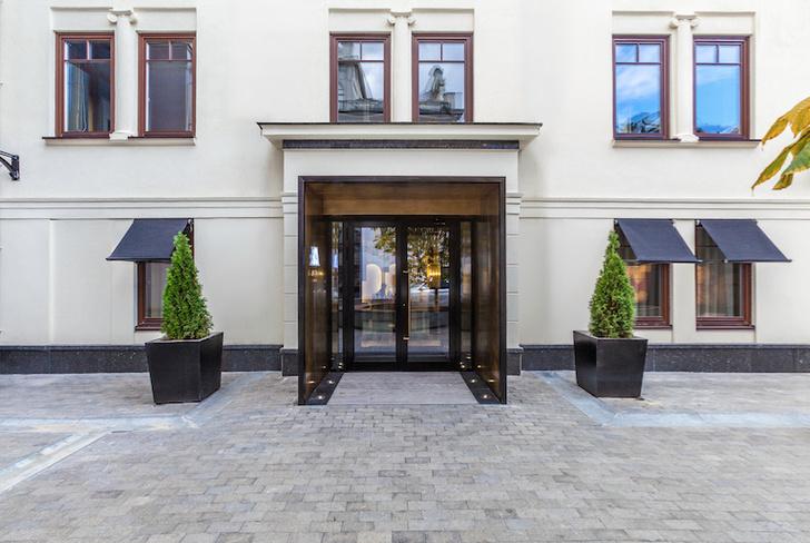 Бутик-отель Akvarel Stoleshnikov в центре Москвы (фото 17)