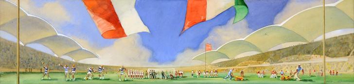 Выставка «Архитектура футбольных стадионов. От авангарда к современности» (фото 3)