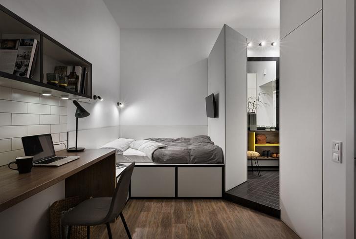 Квартира 18 м² (фото 5)