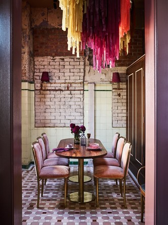 Ресторан The Imperial Hotel открылся после реставрации в Сиднее (фото 3.1)
