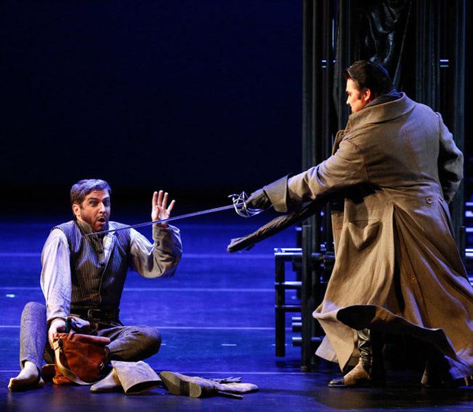 Опера «Каменный гость» Большой театр, 8 апреля