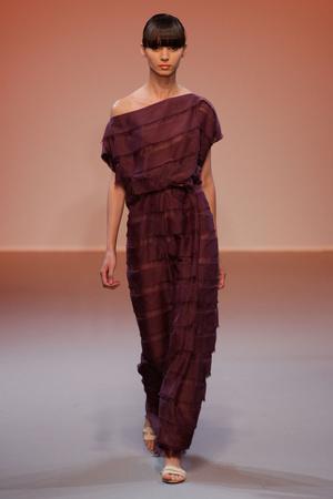 Показ Lefranc Ferrant коллекции сезона Осень-зима 2010-2011 года haute couture - www.elle.ru - Подиум - фото 168014