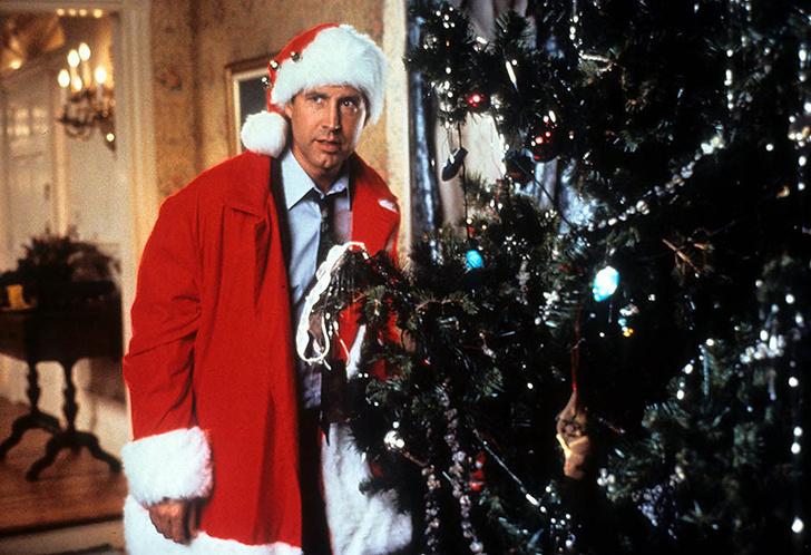 Рождественские каникулы кадры