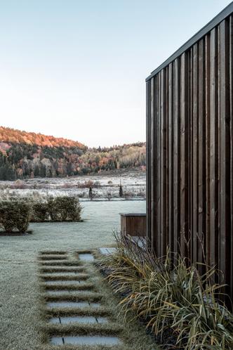 Осенняя соната: дом в поле по проекту Шевалье Моралеса (фото 8.2)