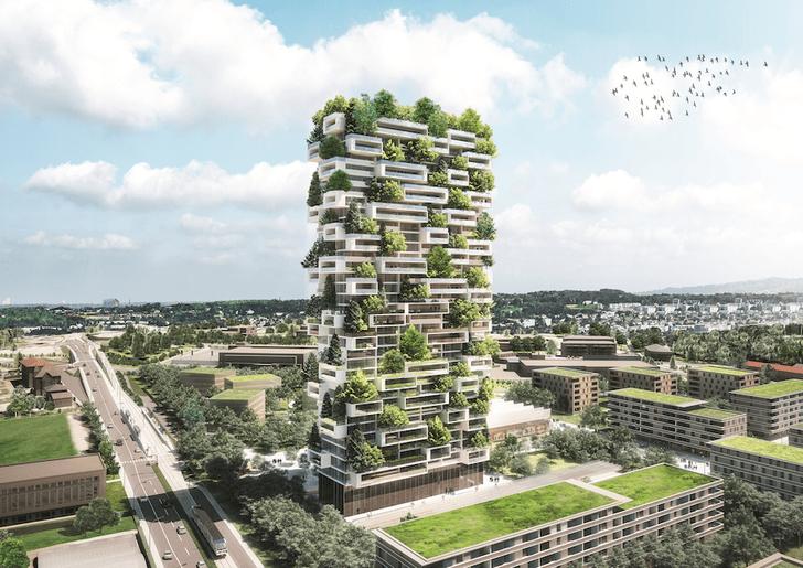Дом-сад: самый красивый тренд в архитектуре