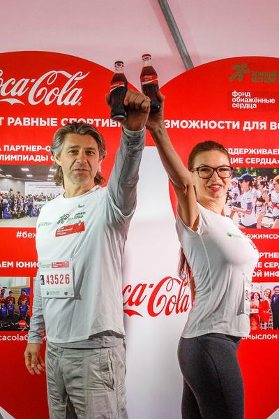 В Москве прошел благотворительный марафон «Бегущие сердца» | галерея [2] фото [4]