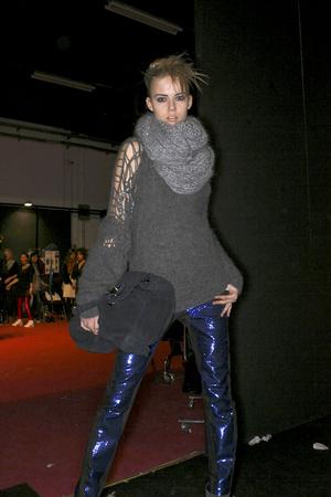 Показ CNC Costume National коллекции сезона Осень-зима 2009-2010 года Prêt-à-porter - www.elle.ru - Подиум - фото 94842