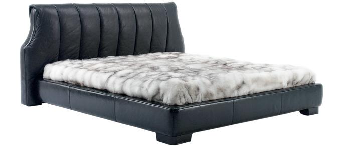 Кровать, Baxter, салон «Флэт-интерьеры».