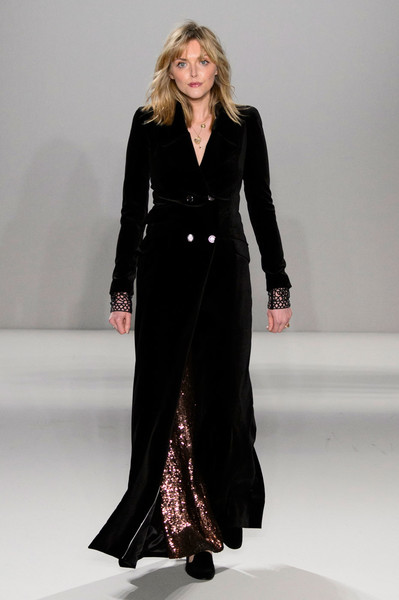 Неделя моды в Лондоне: 22 февраля | галерея [2] фото [7]