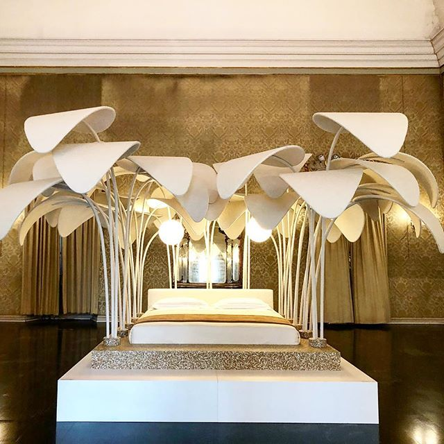 Milan Design Week: сады Марка Энжа в Палаццо Кузани (фото 6)