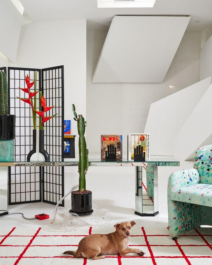 Лофт для творческой пары: квартира основателей Asparagus в Лос-Анджелесе (фото 4)