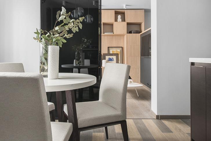 Квартира 38 м² для отдыха после работы (фото 5)