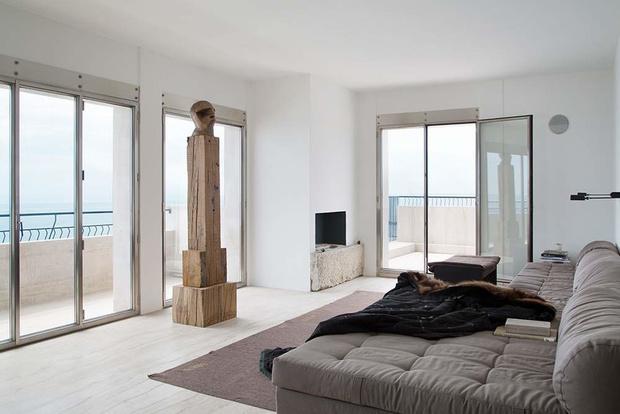 Рик Оуэнс: мебель из мрамора и рога (фото 20)
