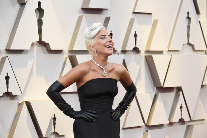 История одного украшения:  колье Tiffany & Co. на «Оскаре-2019» (фото 6)