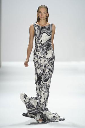 Показы мод Carlos Miele Весна-лето 2012 | Подиум на ELLE - Подиум - фото 2032