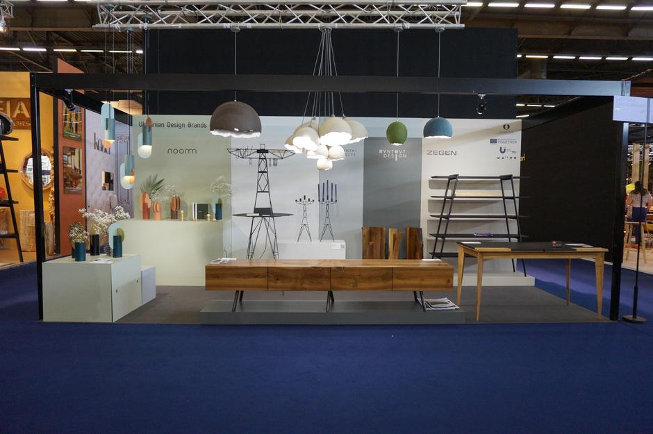 Maison & Objet: коллективный стенд украинских дизайнеров (фото 0)