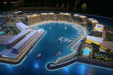 Bvlgari представила проект резиденций в Дубае | галерея [1] фото [2]