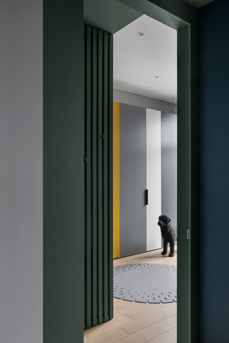 Двухэтажный лофт на Пресне для семьи с двумя детьми (фото 27.1)