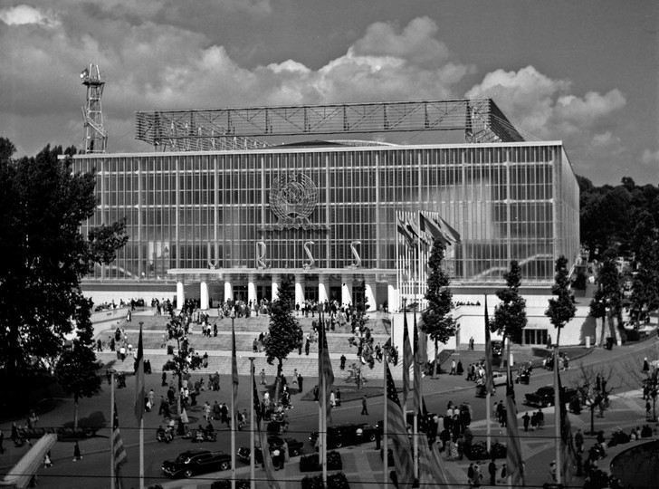 Выставка «Пионеры советского модернизма» в МУАРе (фото 2)