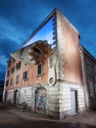 Дом на молнии: проект Алекса Чиннека для IQOS (фото 4.2)