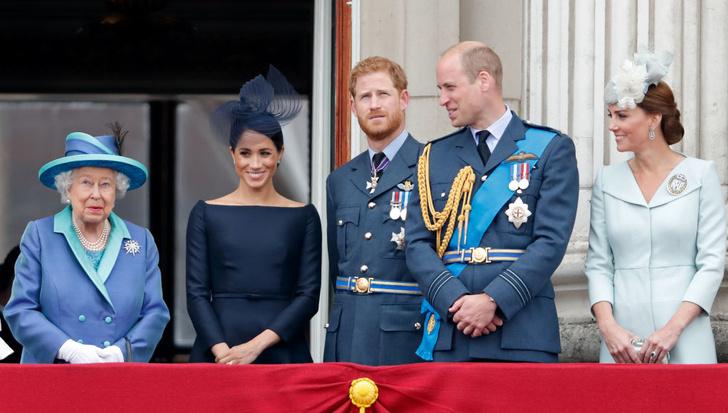 За что королева критикует Кейт Миддлтон? (фото 3)