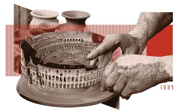 Инстаграм недели: архитектурные коллажи Филипе Васконселоса (фото 2)