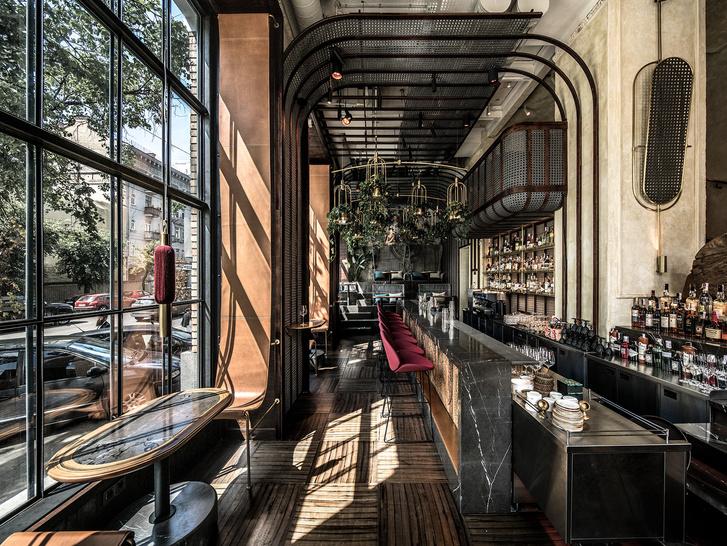 Вьетнамский ресторан в Киеве по проекту YOD Design Lab (фото 2)