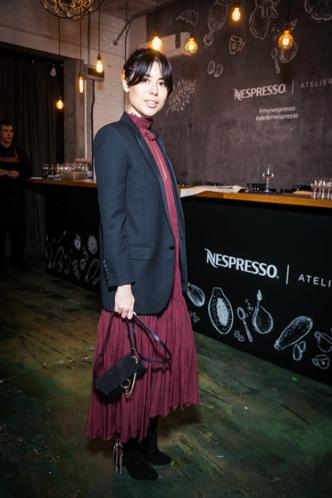 Звездные гости гастрономического ужина Nespresso Atelier фото [11]