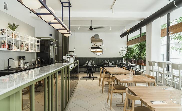 Уютное кафе Yeżyce Kuchnia в Познани (фото 0)