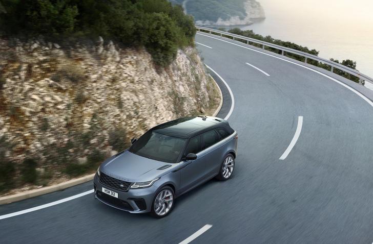 Пять причин приобрести новый внедорожник Jaguar Land Rover (фото 5)