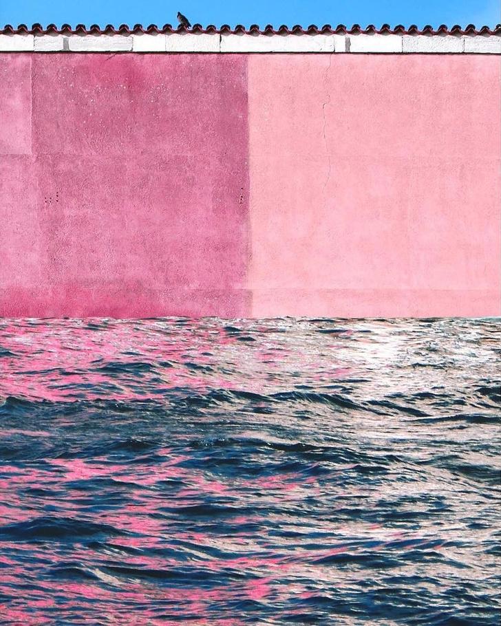 Инстаграм недели: розовое лето Андрия Дариуса Панкрази (фото 8)