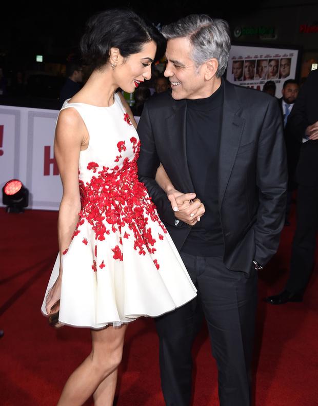 Что Джордж Клуни рассказал нового про свой брак? (фото 1)