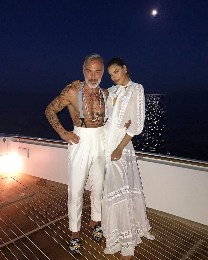 Джанлука Вакки и Ариадна Гутьеррес фото