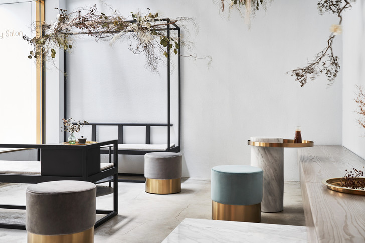 Чайный салон в Тайбэе: проект арх-бюро Dsen (фото 7)