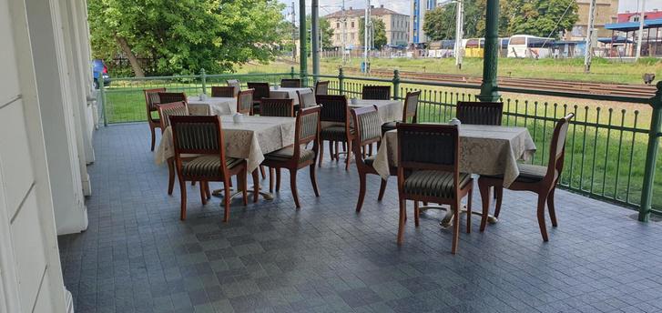 «Жемчужина Пшемысля»: ресторан в здании вокзала в Польше (фото 8)