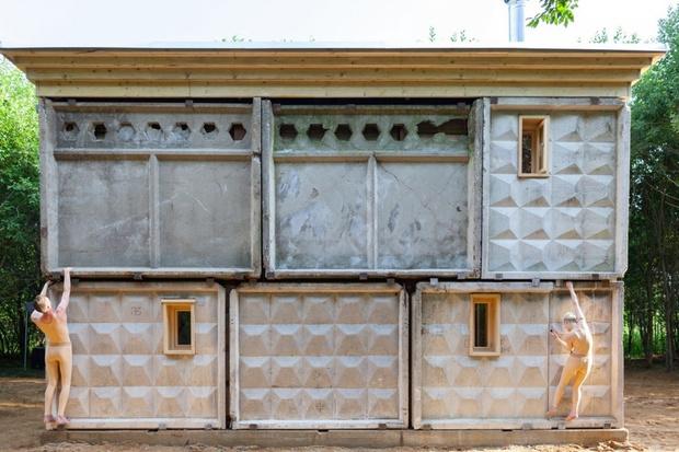 Борис Лахман: автор знаменитого бетонного забора (фото 0)