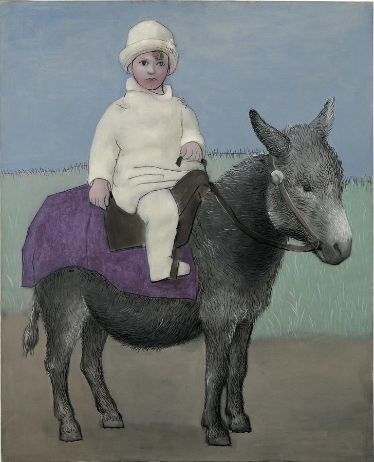 «Пикассо & Хохлова»: художник и его муза в ГМИИ им. А.С. Пушкина (фото 6)