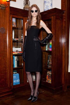 Показ Jenni Kayne коллекции сезона Осень-зима 2012-2013 года Prêt-à-porter - www.elle.ru - Подиум - фото 335884