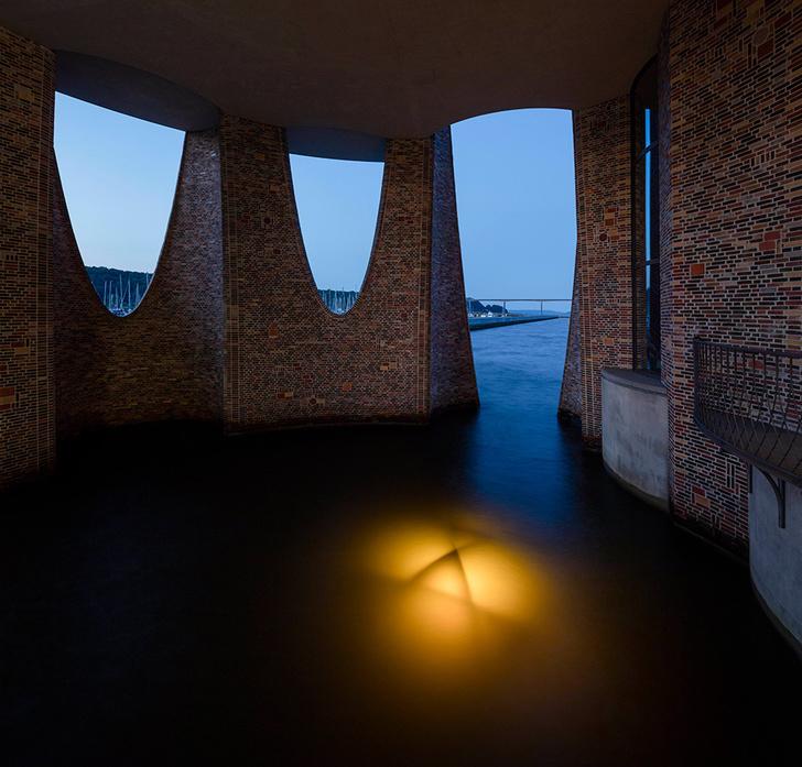 Первый архитектурный проект художника Олафура Элиассона (фото 9)